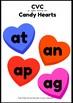 Kindergarten Candy Hearts Jar