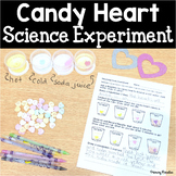 Valentine's Day Candy Science Experiment