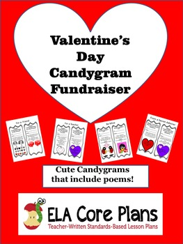 Valentine's Day Candygram Fundraiser Packet~ Fun, Easy, an