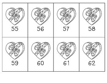 Valentine's Day Card Game