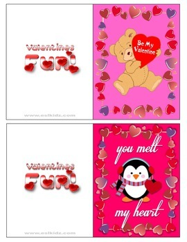 Valentines Day Card Templates