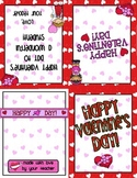 Valentine's Day Card to Students