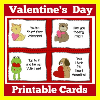 Valentine's Day Cards | Valentines Day Cards | Printable Cards