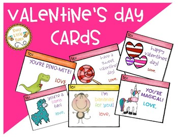 Valentines Day Cards #Love20