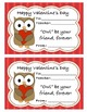 Valentine's Day Cards - Candy Grams - Val-A-Grams Fundraiser Pack 2