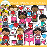 Cards for Valentine's Day Clip Art