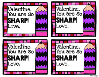 FREEBIE Valentine's Day Cards
