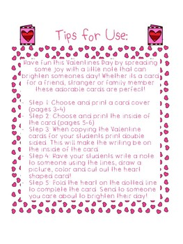 Valentines Day Cards {Ready to print}