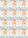 Valentine's Day Cards! {Valentine's Day/Owl Theme}