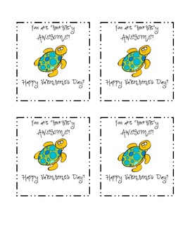 Valentine's Day Cards for Young Children - Bright, fun, and simple!