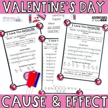 Valentine's Day Cause & Effect