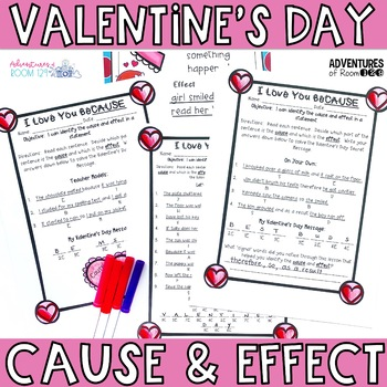 Valentine's Day Cause & Effect