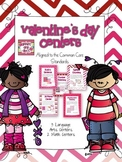 Valentine's Day Centers: Math and Language Arts