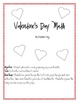Valentine's Day Circle Graph