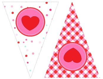 Valentines Day Classroom Decor: Banner