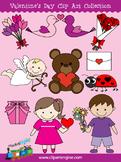 Valentine's Day Clip Art Collection