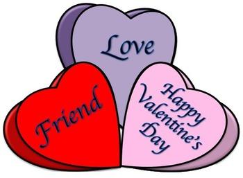 Valentine's Day Clip Art  (15 pics)