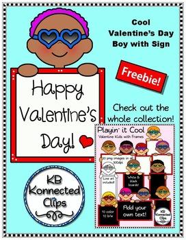 Valentine's Day Clip Art Freebie!