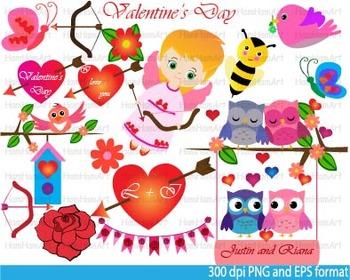 Valentine's Day Clip Art school Printable birthday party r