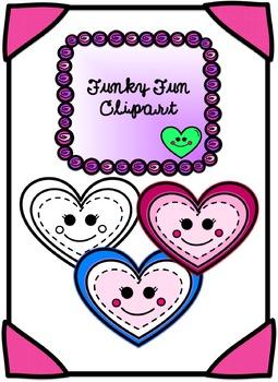 Valentines Day Clipart FREEBIE
