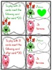 Valentine's Day Color Hearts Vocabulary Game -- J'ai... Qui a... (French)