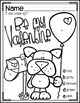 Valentine's Day Color by Letter Pages {FREEBIE}
