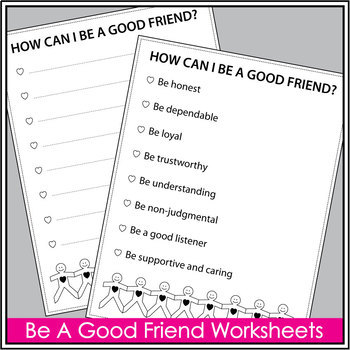 Valentines Day Activity - Friendship Cards