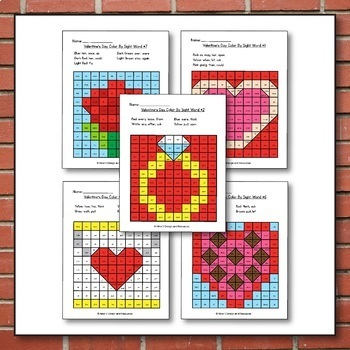 Valentines Day Coloring Pages - Valentines Day Activities for 1st Grade