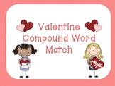Valentine's Day Compound Word Sort