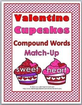 Compound Words - Valentine's Day