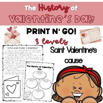 Valentine's Day Comprehension