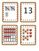Valentine's Day Concentration (1-20):  A Memory Game for Grades K - 1