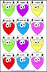 Valentine's Day Contraction Game: Great for Literacy Centers!