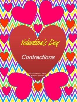 Valentine's Day: Contractions