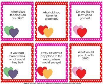 Valentine's Day Conversation Starters