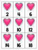 Valentine's Day {Count by 2's, 5's and 10's}