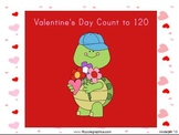 Valentine's Day Count to 120