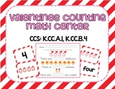 Valentines Day Counting Center