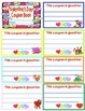 Valentine's Day Coupon Book Packet