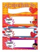 Valentine's Day Coupon Book: A Valentine's Day Writing Activity
