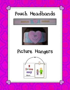 Valentines Day Craft Activity Pack