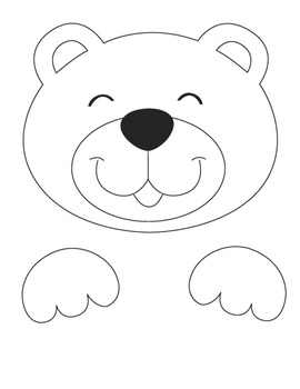 Valentine's Day Craft: I Love You Beary Much Writing Activity with Printables