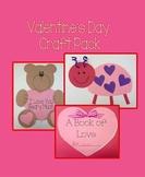Valentine's Day Craft Pack - 3 Craft Bundle