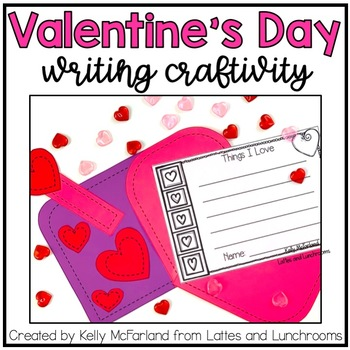 Valentine's Day {Craft and Writing}