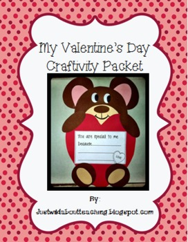 Valentine's Day { Craftivity }