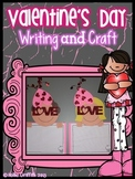 Valentine's Day Writing & Craft {Love Glasses}