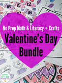 Valentine's Day Crafts & Activities: Ready to Print Activities