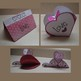 Valentine's Day Crafts - Cards, Pouches, Cupcake, Be Mine Bees