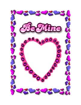 Valentine's Day Creations