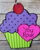 Valentine's Day Cupcake Craft